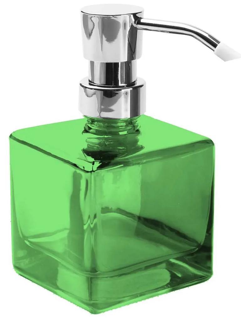 Dozator sapun Versa Bargo verde