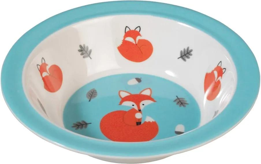 Bol din melamină Rex London Rusty The Fox