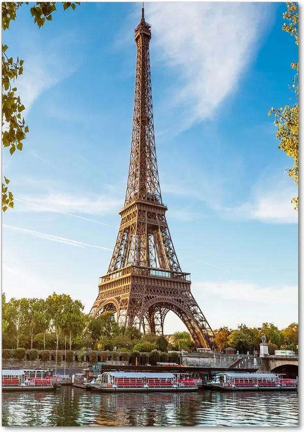 Tablou acrilic Turnul Eiffel din Paris