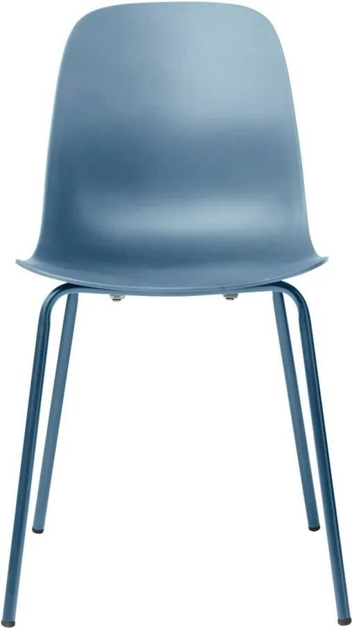 Scaun dining Unique Furniture Whitby, albastru