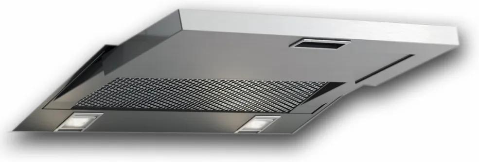 Hota incorporabila Pyramis Design MAGNIFICA TLC, 90 cm, inox
