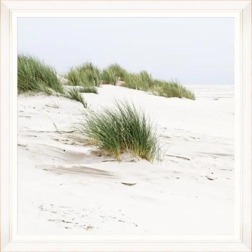 Tablou Framed Art White Sand