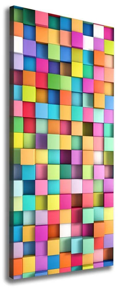Tablou pe pânză canvas Pătrate abstracte