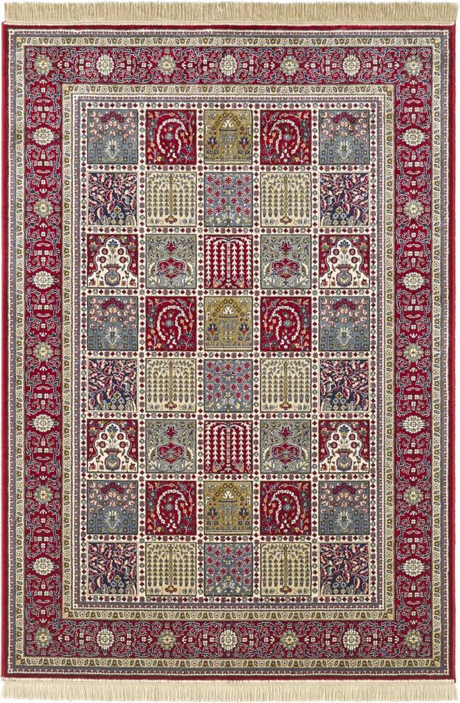 Covor Oriental & Clasic Majestic, Rosu, 120x170