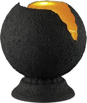 Trio EVA 506400179 Veioze, Lampi de masă auriu metal excl. 1 x E14, max. 40W IP20