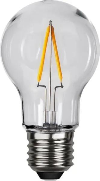 Bec cu LED pentru exterior Best Season Filament E27 A55 Presso