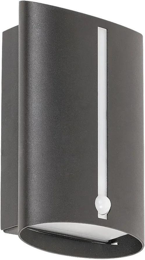 Rábalux Baltimore 8731 Rábalux Lampi Super Sale negru mat aluminiu E27 1x MAX 25W IP44