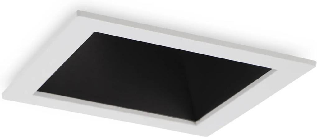 Spot-Incastrat-GAME-SQUARE-WHITE-BLACK-192352-Ideal-Lux