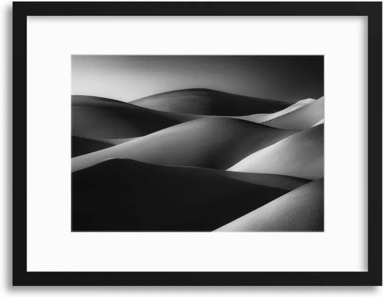 Imagine în cadru - Golden Waves, Liwa by Wael Onsy 40x30 cm