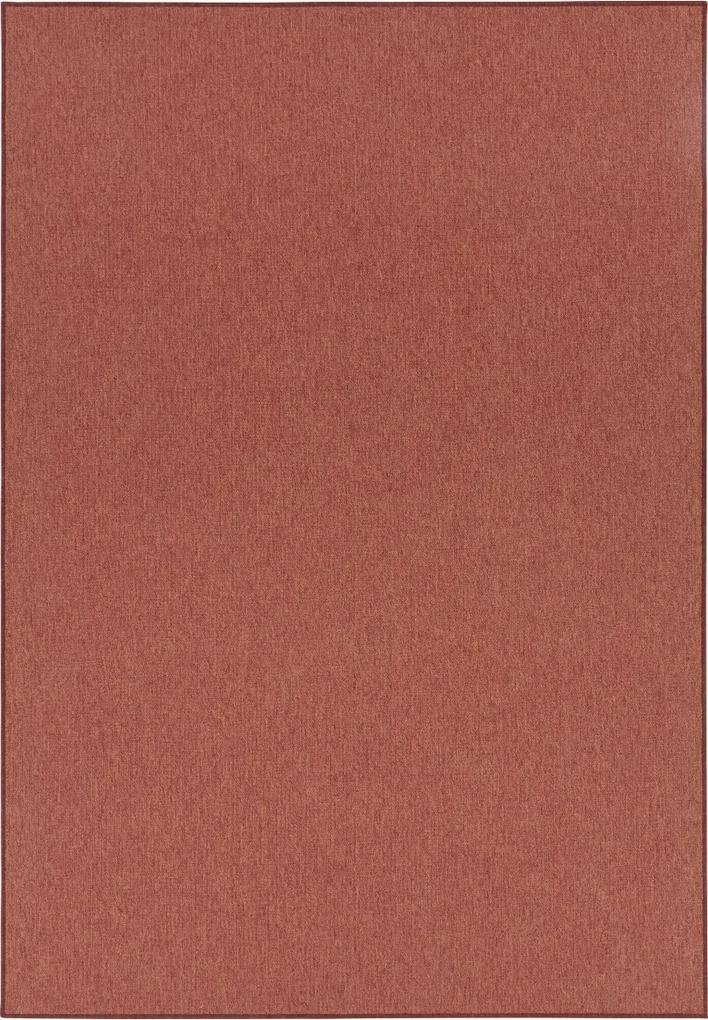 Covor Unicolor Casual, Maro, 80x150