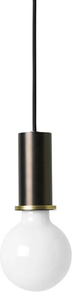 Baza Mica Lampa Suspendata Collect - Alama Negru Latime(6 cm) x Inaltime(10.2 cm) x Diametru(6 cm)