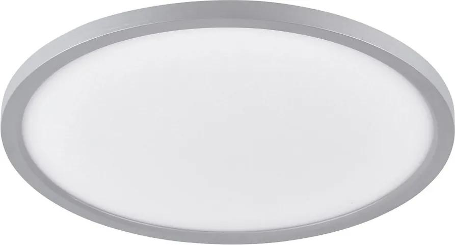 Plafoniera LED Flat X plastic/aluminiu, alb, 1 bec, diametru 45 cm, 230 V