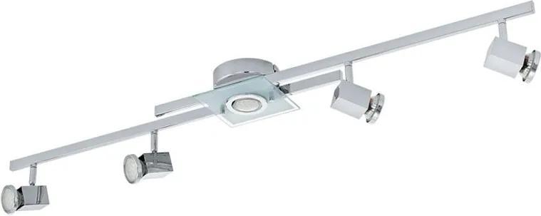 Eglo 93117 - LED Plafoniera CERBERO 5xGU10-LED/3W/230V
