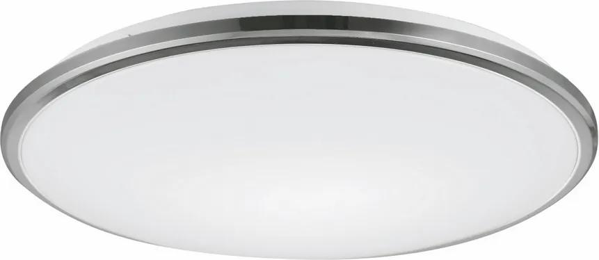 Top Light Silver KM 6000 - Plafonieră baie LED LED/18W/230V