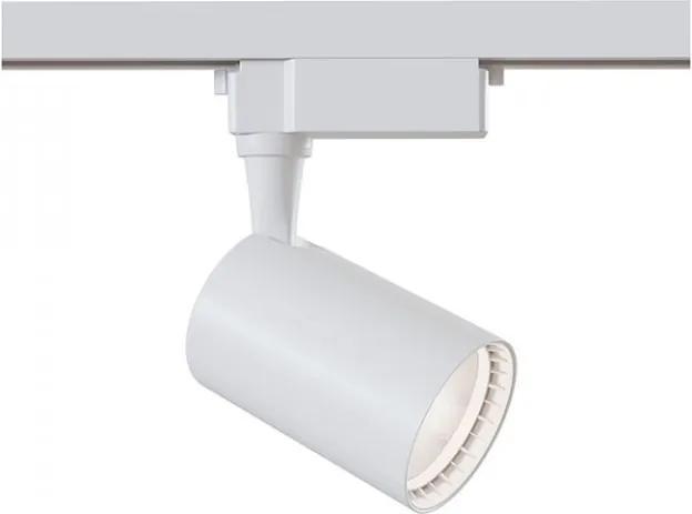 Spot alb din aluminiu cu LED Track White Medium Maytoni