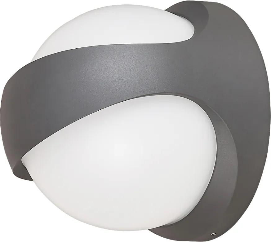 Rabalux 8769 - LED Corp de iluminat perete exterior FREMONT 1xLED/12W