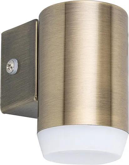Rábalux Catania 8937 Aplice de exterior bronz opal LED 4W
