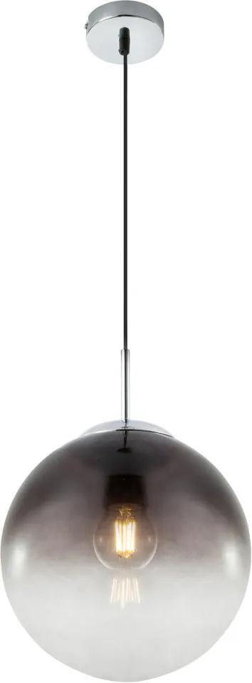 Globo 15862 Pendul cu 1 braț VARUS nichel mat metal 1 x E27 max. 60W IP20