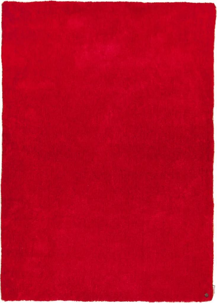 Covor Shaggy Soft, Rosu, 50x80