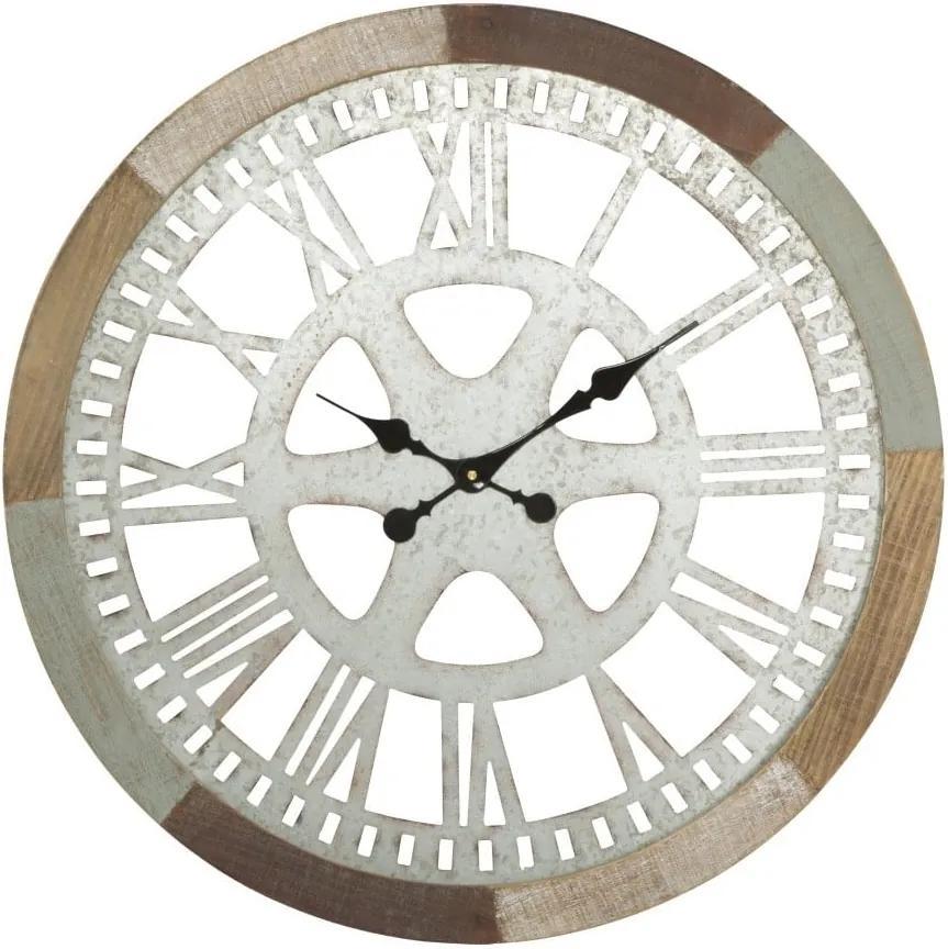 Ceas de perete Mauro Ferretti Gear, ⌀ 71 cm