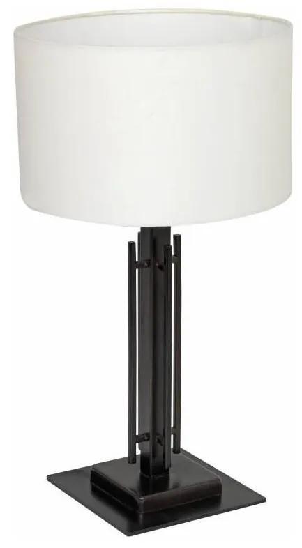 Eglo 90327 - Lampă de masă TABEA 1xE27/60W/230V
