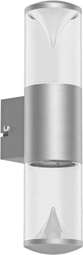 Eglo 94812 - Corp de iluminat LED exterior PENALVA 2xLED/3,7W/230V