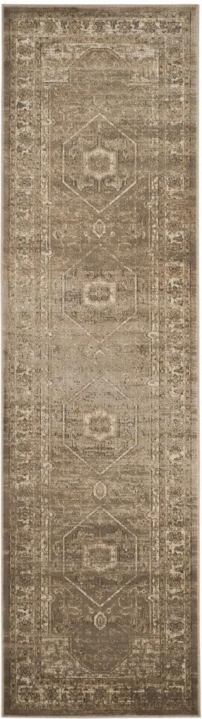 Covor Oriental & Clasic Harlow, Gri, 67x240