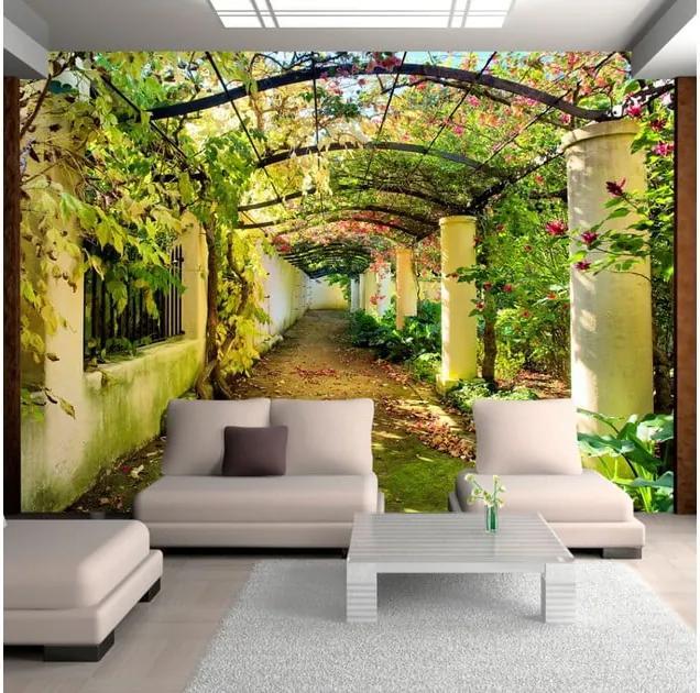 Tapet format mare Bimago Pergola, 300 x 210 cm