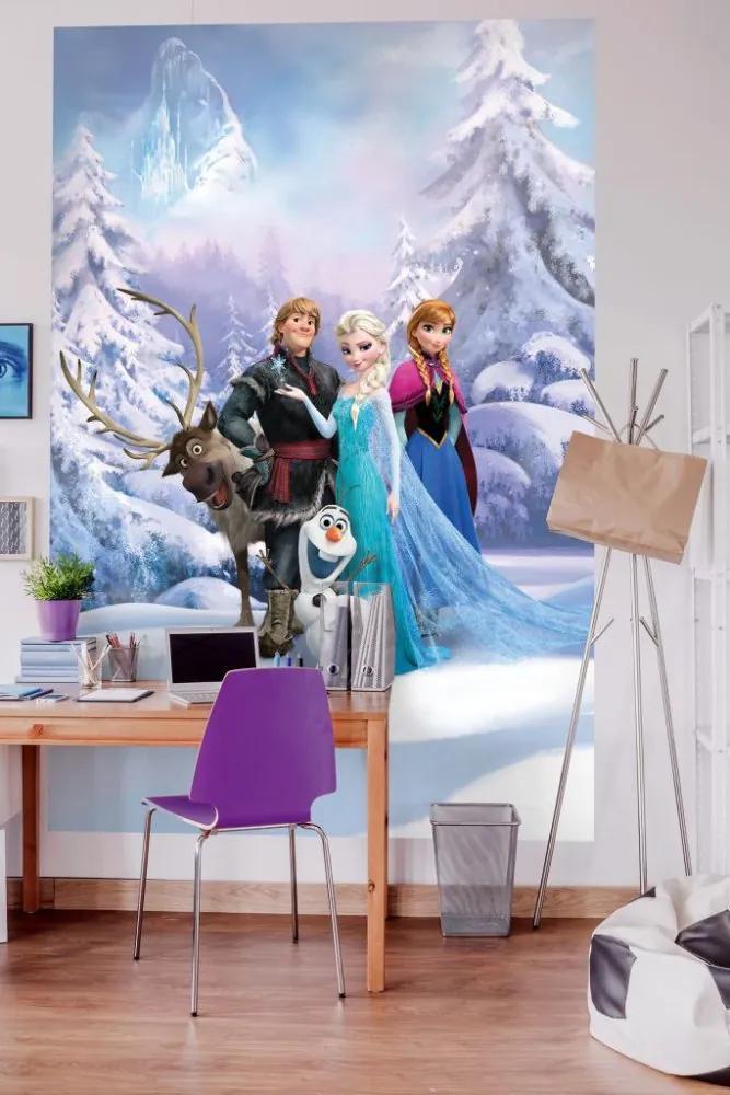 Komar Fototapet - Frozen Winter Land