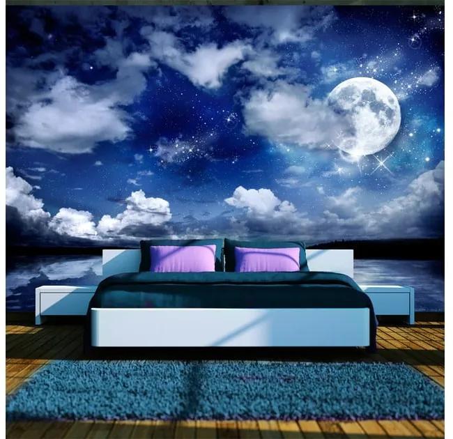 Tapet format mare Bimago Magic Night, 300 x 210 cm