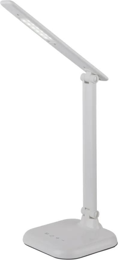 Globo 58209W Lămpi de birou alb LED - 1 x 7W 56,5 x 55 x 15,5 cm