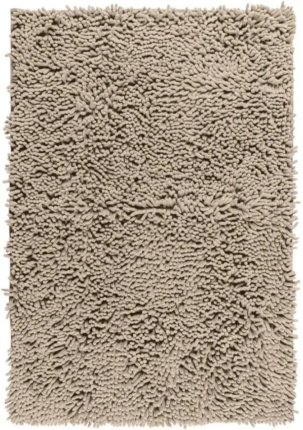 Covor baie Wenko Chenille, 80 x 50 cm, bej