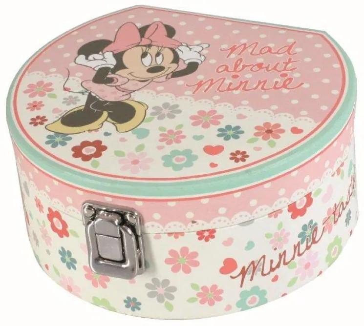 Caseta bijuterii Minnie