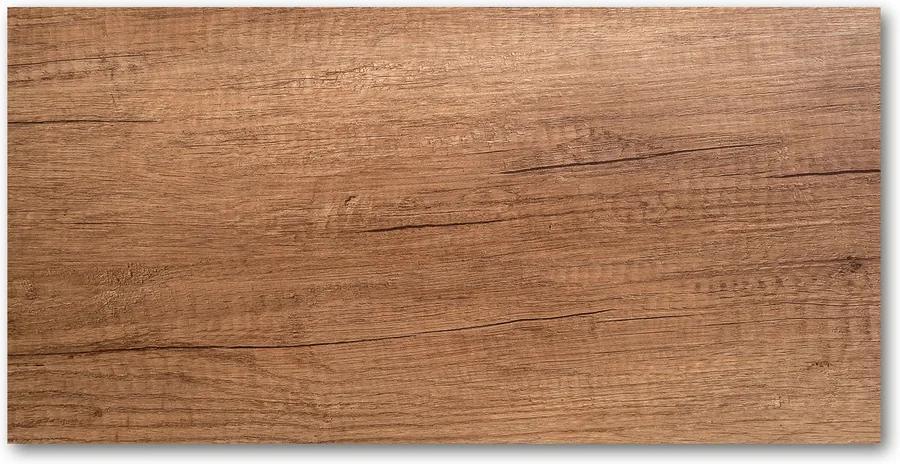 Tablou sticlă Fundal de lemn