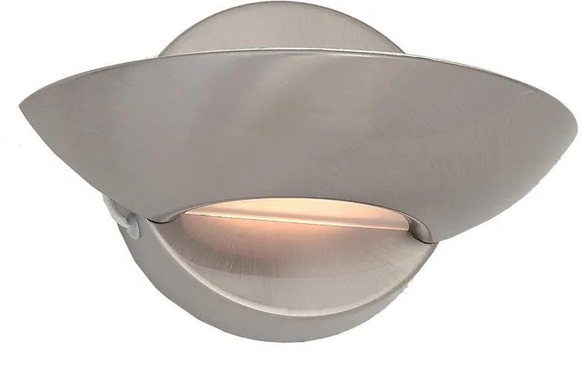 Ideal lux - Aplica perete 1xR7s/70W/230V crom mat