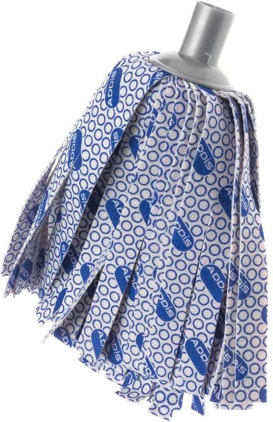 Cap pentru mop Addis Rivera, albastru - alb