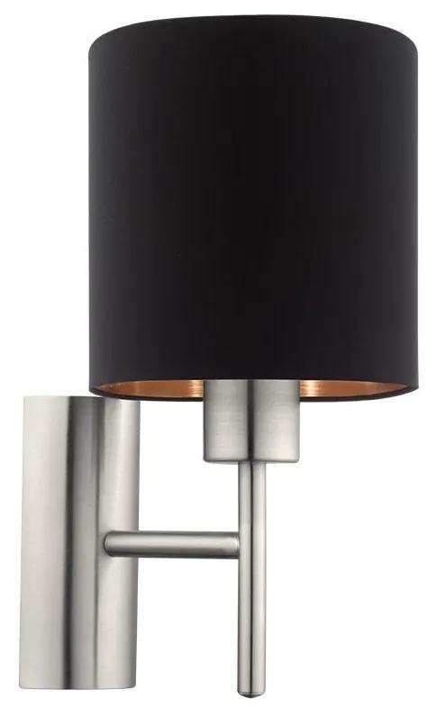 Eglo 95052 - Corp de iluminat perete PASTERI 1xE27/60W/230V