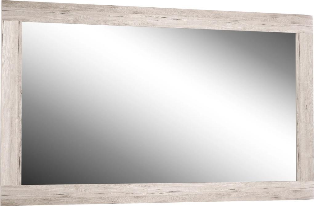 Oglinda din MDF AVA Sand Oak 118x70x1,6 cm
