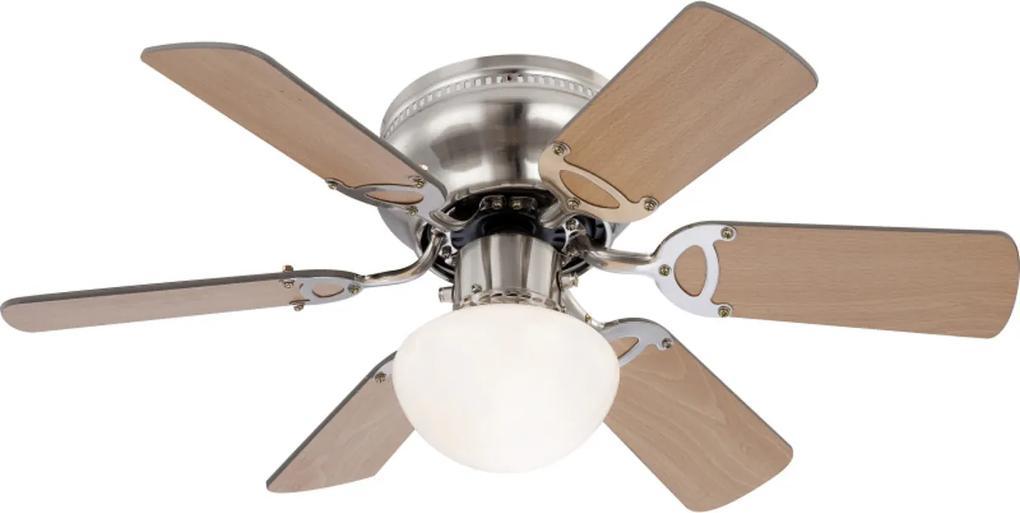 Lustra Ventilator Ugo, 1 x E27 max 60W