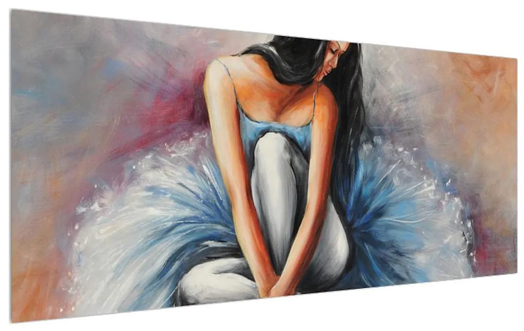 Tablou cu balerină (K012736K12050)