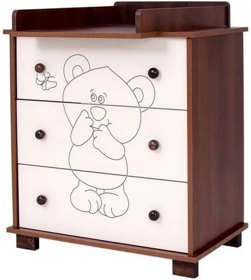 Drewex - Comoda Bear  Wenge