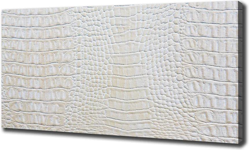 Pictură pe pânză Piele de crocodil