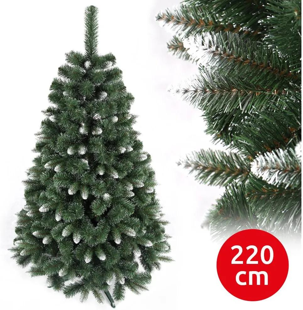 Brad de crăciun NORY 220 cm pin