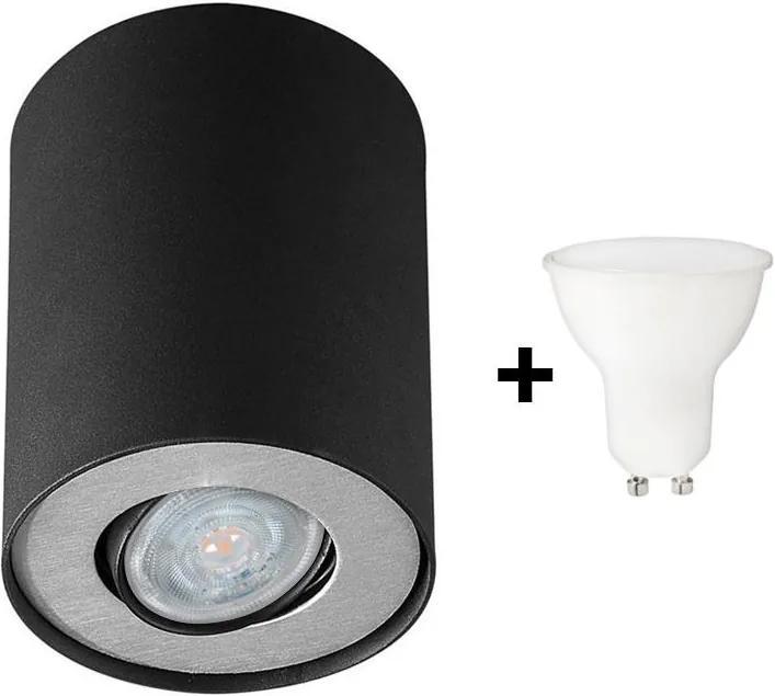 Philips 56330/30/PN - LED Lampă spot MYLIVING PILLAR 1xGU10/6W/230V