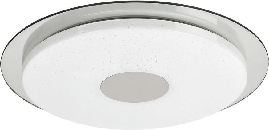 Rábalux Toledo 2488 Plafoniere crom alb LED 18W Ø450 mm