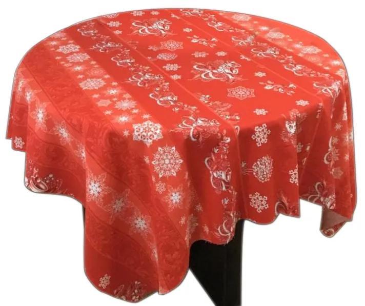 Fata de masa pentru 12 persoane, Griffin, bumbac 100%, 250x150cm, multicolor