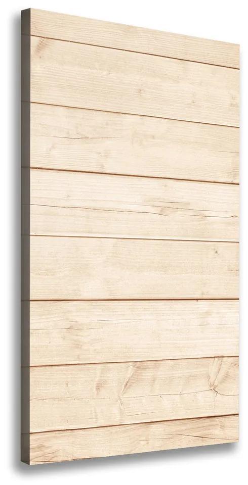 Tablou pe pânză Fundal de lemn