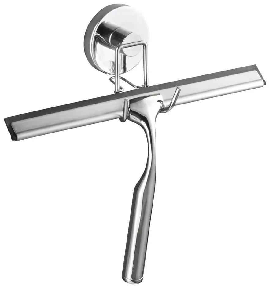 Racletă autoadezivă pentru oglindă Wenko Vacuum-Loc, până la 33 kg