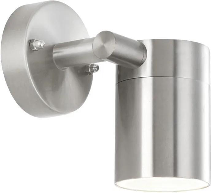 Globo 3207L - Corp de iluminat LED exterior STYLE 1xGU10/5W/230V
