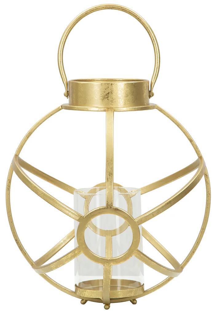 Felinar Circle Gold